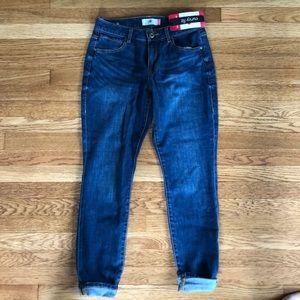 Cabi curvy fit skinny jeans